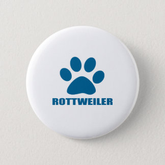 BADGES CONCEPTIONS DE CHIEN DE ROTTWEILER