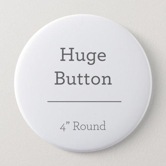 Immense : 10,2 cm Bouton rond