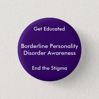 Badges Conscience de trouble de la personnalité limite,