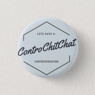 Badges Conversation de note de Contro