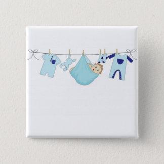 Badges Corde à linge de bébé