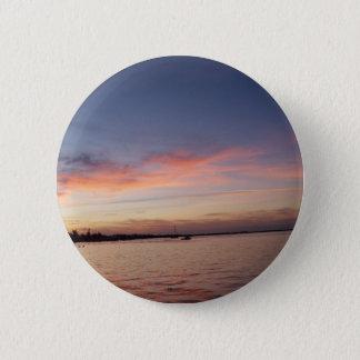 Badges Coucher du soleil au-dessus de baie de la Floride,