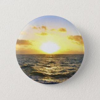 Badges Coucher du soleil hawaïen