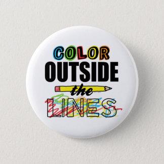 Badges Couleur en dehors des lignes