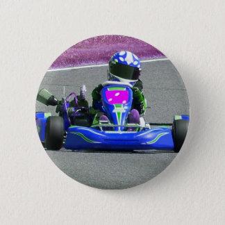 Badges Couleur inversée par coureur de kart