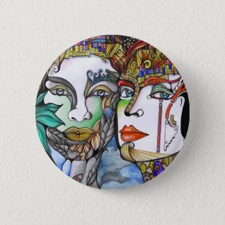 Badges Couples cosmiques