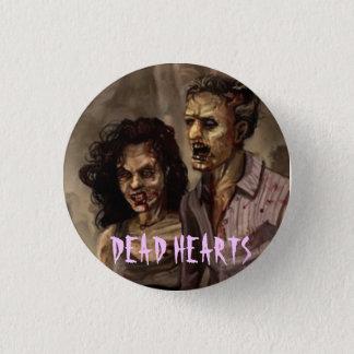 Badges Couples morts de romans de coeurs - bouton