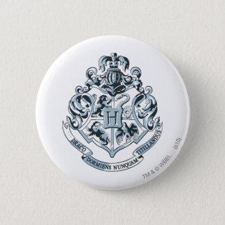 Badges Crête de Harry Potter | Hogwarts - bleu