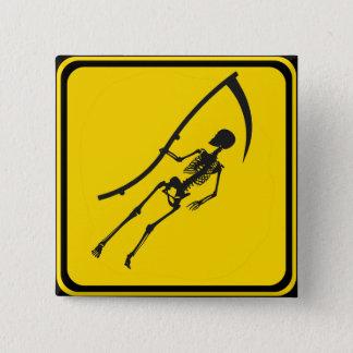 Badges Croisement de faucheuse !