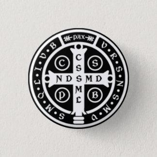 Badges Croix de médaille de St Benoît