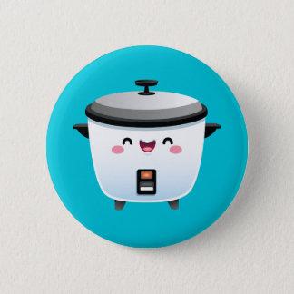 Badges Cuiseur de riz de Kawaii