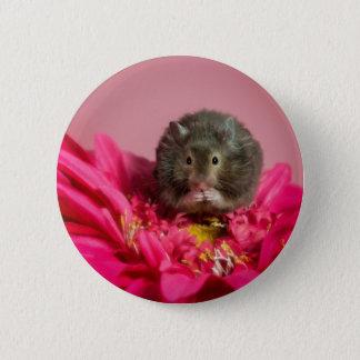 Badges Cutie en fleur