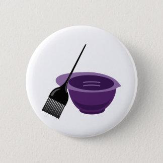 Badges Cuvette de colorant de coloriste