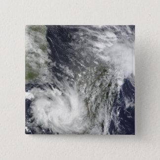 Badges Cyclones tropicaux Éric et Fanele