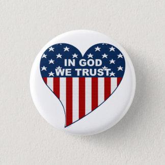 Badges Dans Dieu nous faisons confiance