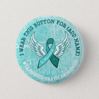 Badges Dans la mémoire du bouton de ruban de conscience