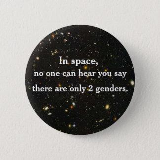 Badges Dans l'espace, personne ne peut vous entendre