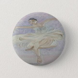 Badges Danseuse de ballerine