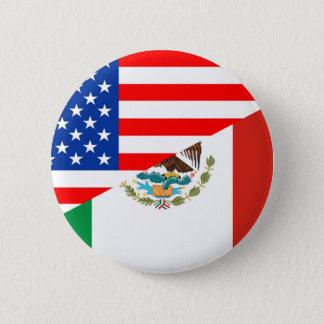 Badges demi de pays des Etats-Unis de drapeau des