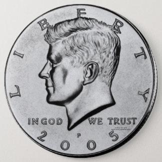 Badges Demi-dollar de Kennedy