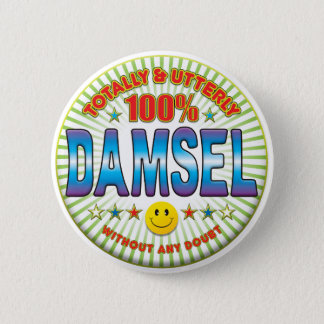 Badges Demoiselle totalement