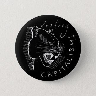 Badges Détruisez le capitalisme !