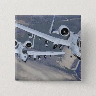 Badges Deux avions du coup de foudre II d'A-10C volent