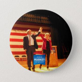 Badges Deux sénateurs, un état