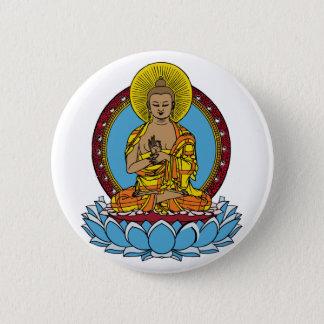 Badges Dharmachakra Bouddha