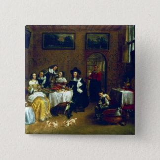 Badges Diner noble de famille