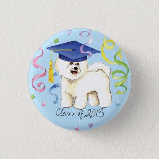 Badges Diplômé de Bichon Frise