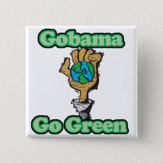 Badges Disparaissent le devenez écolo d'Obama