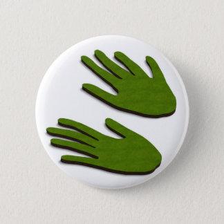 Badges Doigts verts