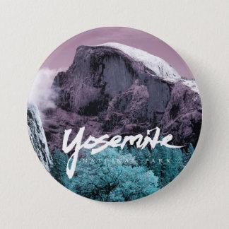 Badges Dôme moderne de Yosemite-Moitié
