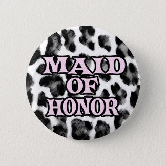 Badges Domestique d'honneur