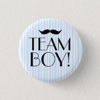 Badges Douche de Garçon-Bébé d'équipe