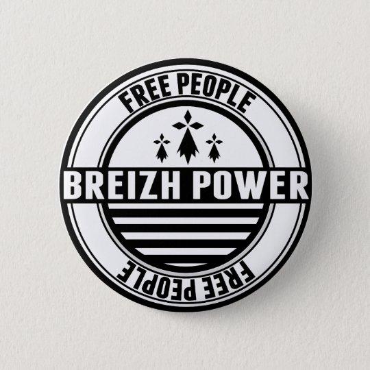 Badges drapeau Breizh Bretagne Breton free people