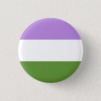 Badges drapeau de genderqueer