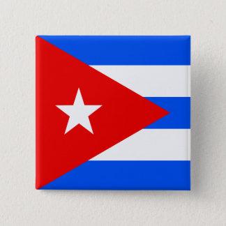 Badges Drapeau de haute qualité du Cuba