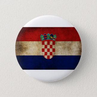 Badges Drapeau de la Croatie