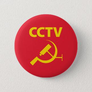 Badges Drapeau de télévision en circuit fermé