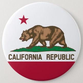 Badges Drapeau d'état de la Californie