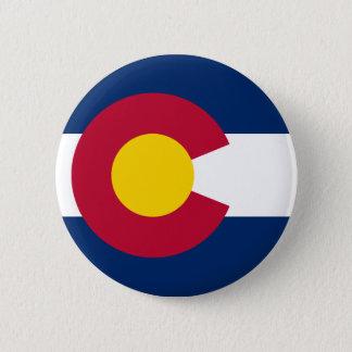 Badges Drapeau d'état du Colorado