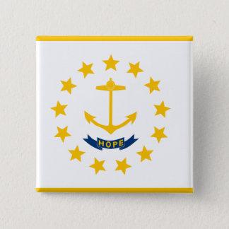 Badges Drapeau d'Île de Rhode