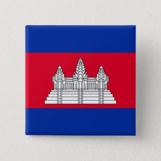 Badges Drapeau du Cambodge