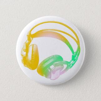 Badges écouteurs vintages