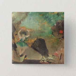 Badges Edgar Degas | le Loge, c.1883