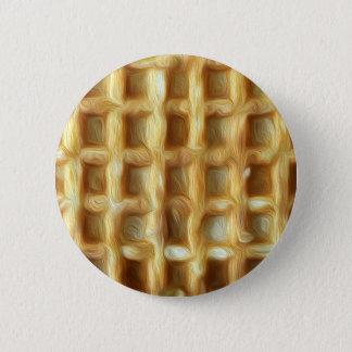 Badges Effet de peinture à l'huile de gaufre