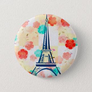 Badges Eiffel vintage Tour-Paris