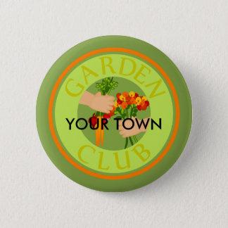 Badges Emblème de club de jardin